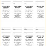 Pinjoanna Keysa On Free Tamplate | Pinterest | Ticket Template - Free Printable Raffle Ticket Template Download