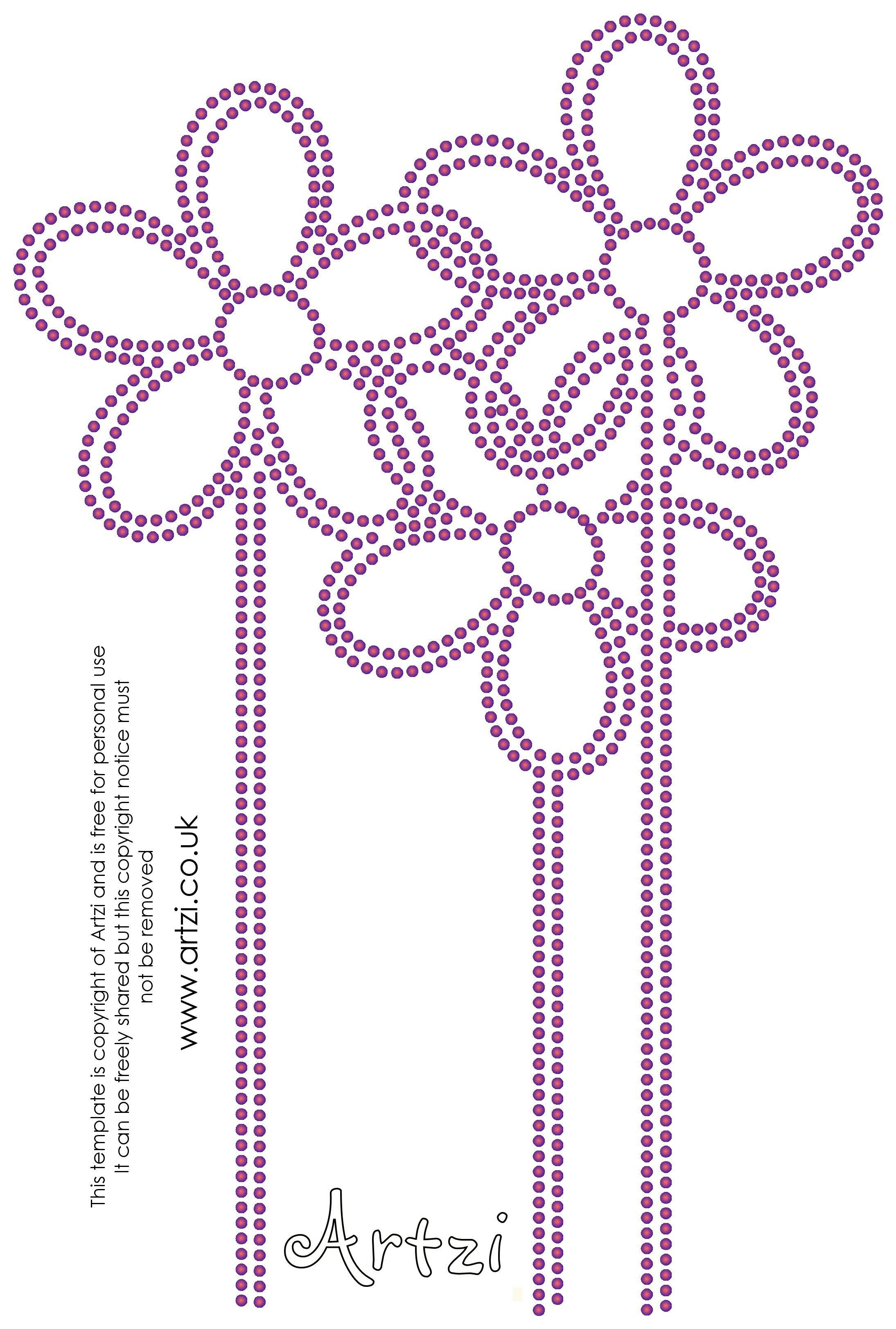 Pinlisa Bocock French On Cute Stuff | Pinterest | Rhinestone - Printable Tin Punch Patterns Free
