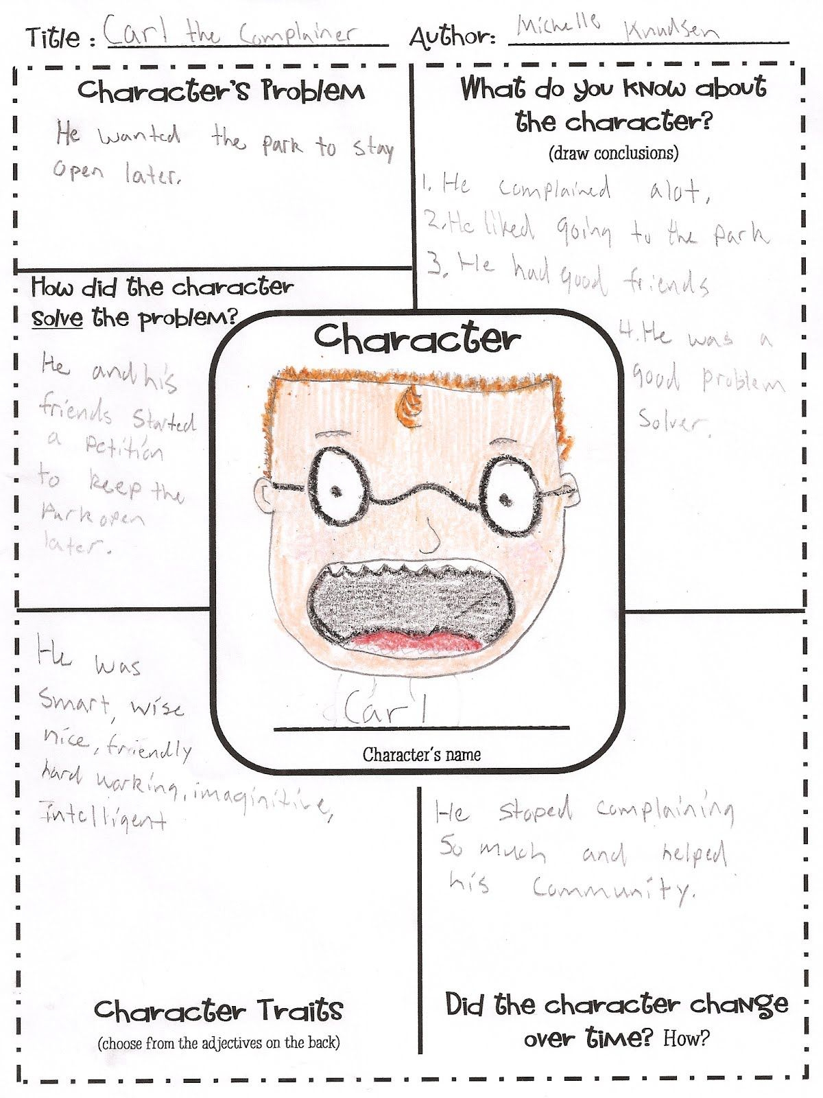 """Pinmelissa Mac Neil On """"a Person's A Person, No Matter How Small - Free Printable Character Map"""