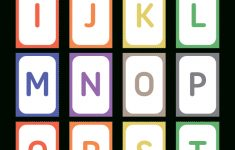 Free Printable Lower Case Letters Flashcards