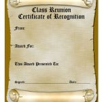 Pinphoto Party Favors On Class Reunion Planning | Pinterest   Free Printable Family Reunion Awards