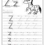 Pinvilfran Gason On Decor | Letter Tracing Worksheets, Alphabet   Letter Z Worksheets Free Printable