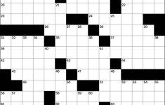 Play Free Crossword Puzzles From The Washington Post – The – Free Printable Sunday Crossword Puzzles