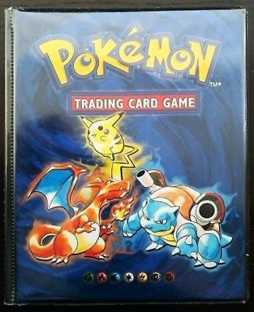 Pokemon Binder Cover Printable Free