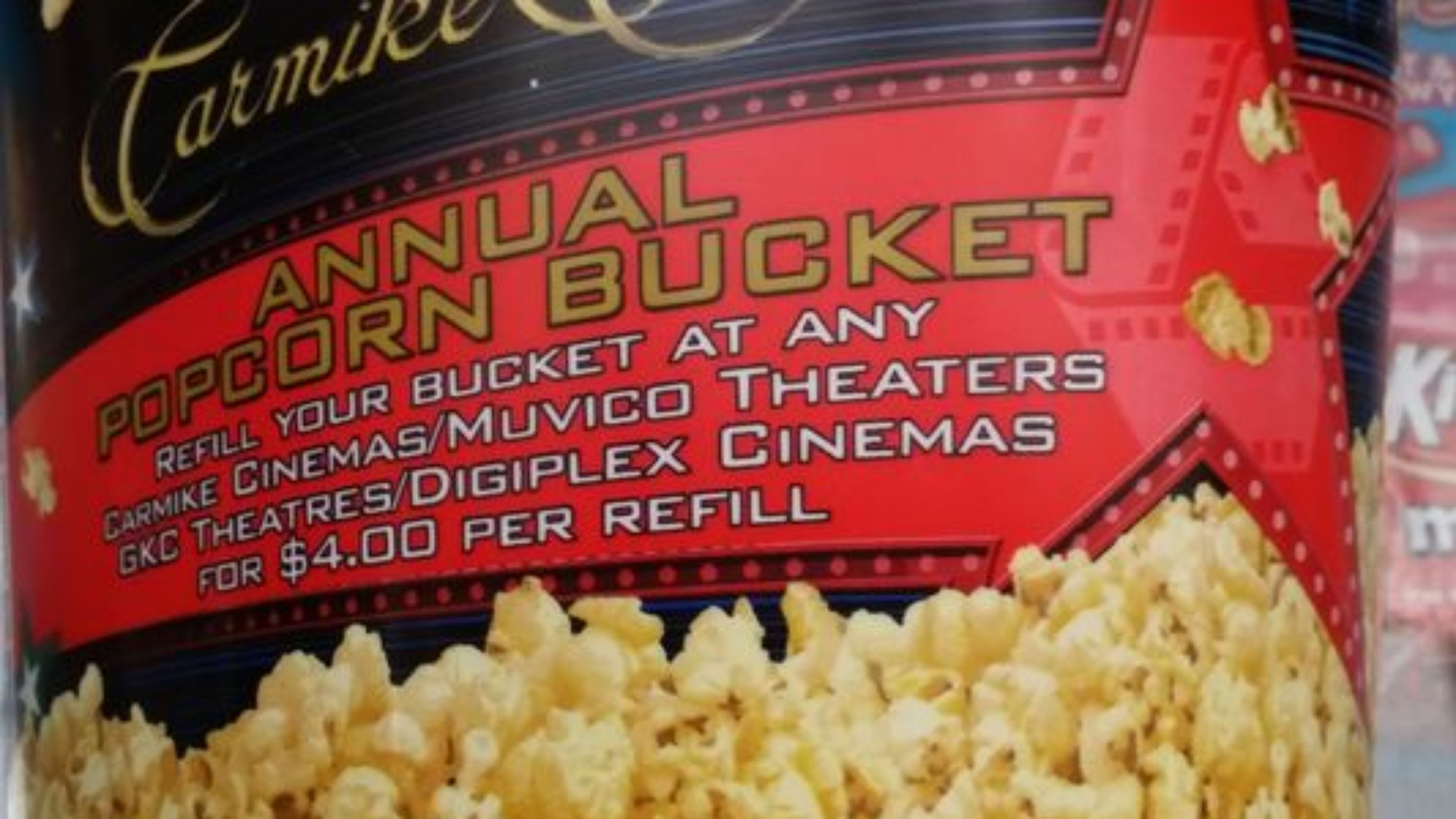 Popcorn Bucket: Regal Cinemas Popcorn Bucket - Regal Cinema Free Popcorn Printable Coupons