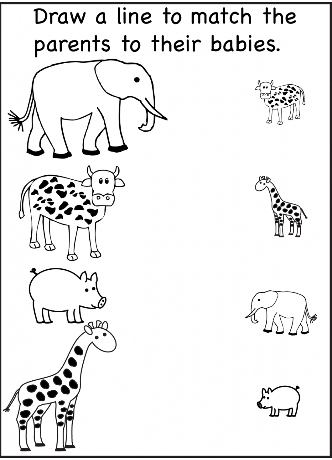 Preschool Learning Worksheets – With Activities Printables Also - Free Printable Toddler Learning Worksheets