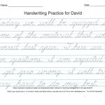 Print Cursive Worksheets Free Printable Bible Verses For Handwriting   Free Printable Worksheets Handwriting Practice