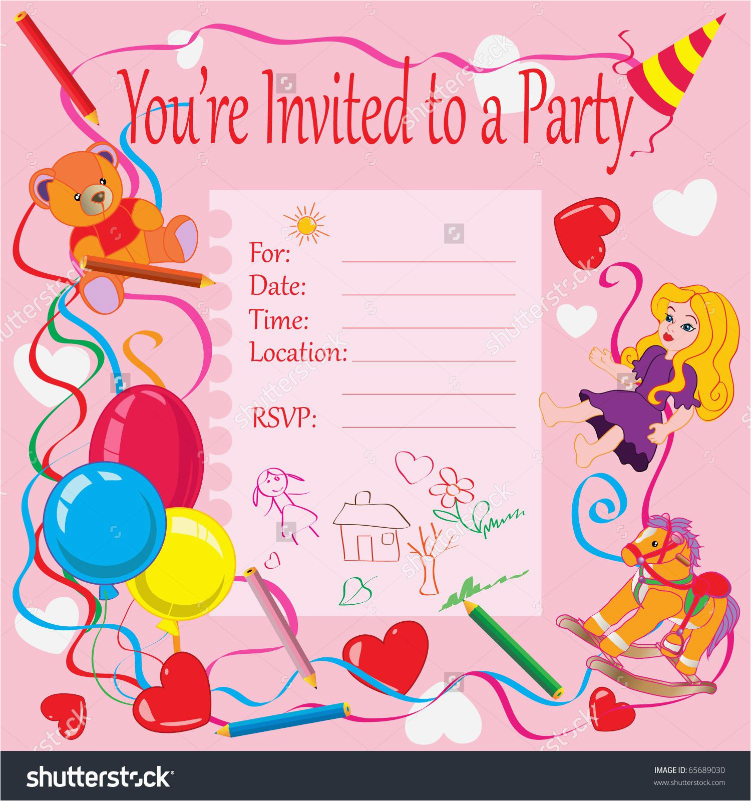Print Your Own Birthday Invitations Free Make Your Own Birthday - Make Your Own Birthday Party Invitations Free Printable