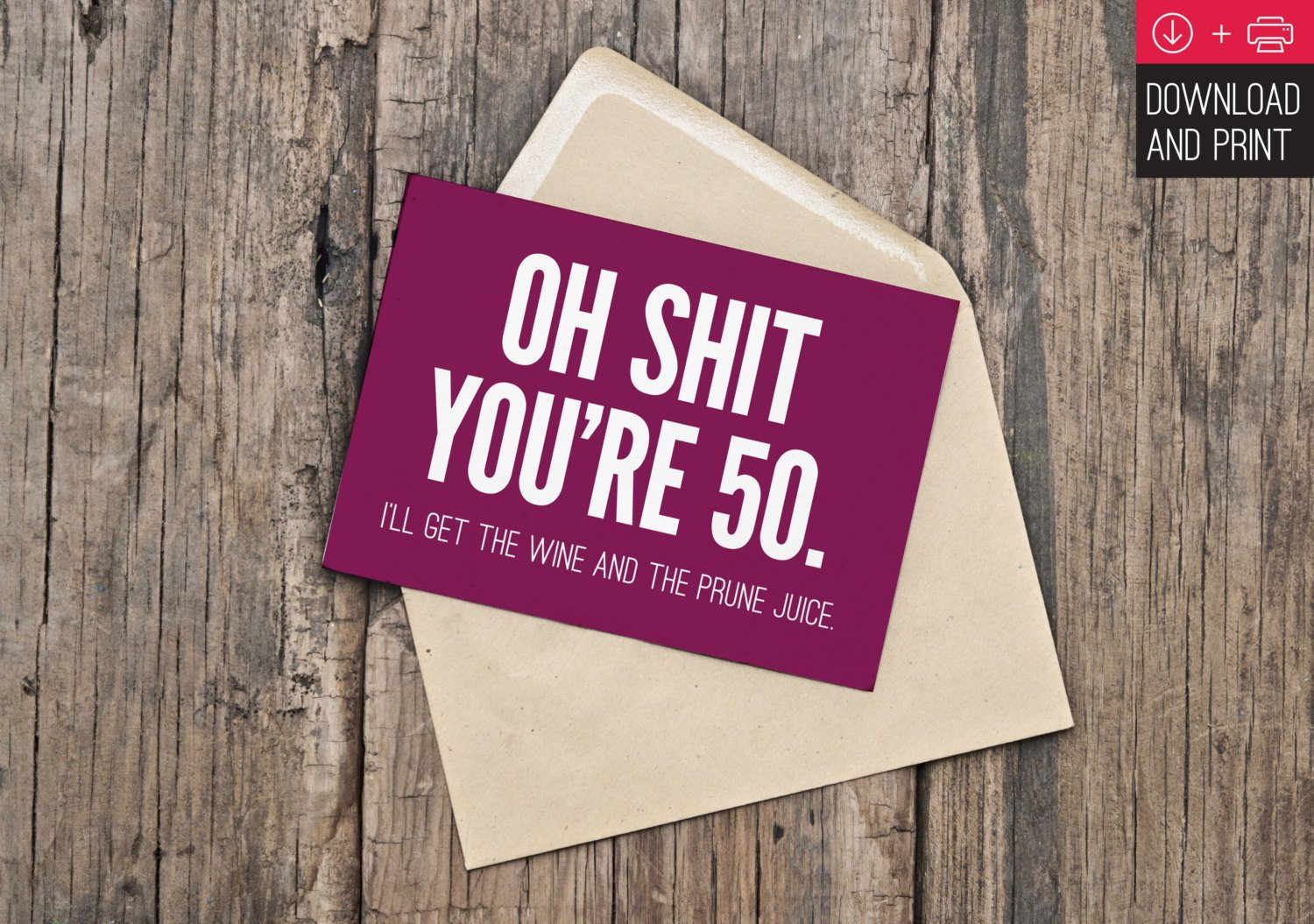 Printable 50Th Birthday Cards. What To Write In 50Th Birthday Card - Free Printable 50Th Birthday Cards Funny