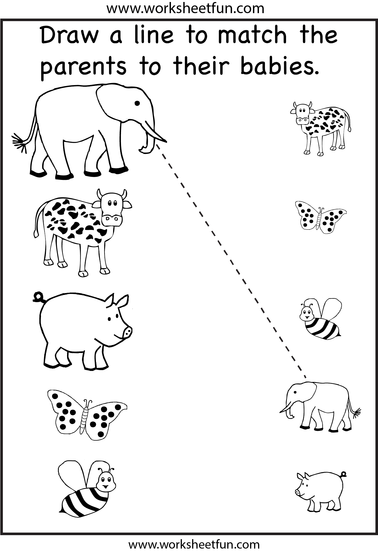 Printable Activities For Toddlers 7 #7768 - Free Printable Activities For Kids