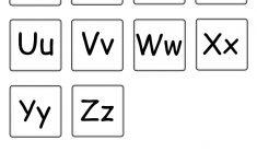 Printable Alphabet Flash Cards In Spanish   Download Them Or Print - Spanish Alphabet Flashcards Free Printable