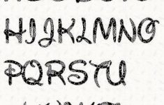 Free Printable Disney Alphabet Letters