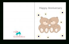 Printable Anniversary Cards For Free | Bestprintable231118 – Printable Cards Free Anniversary
