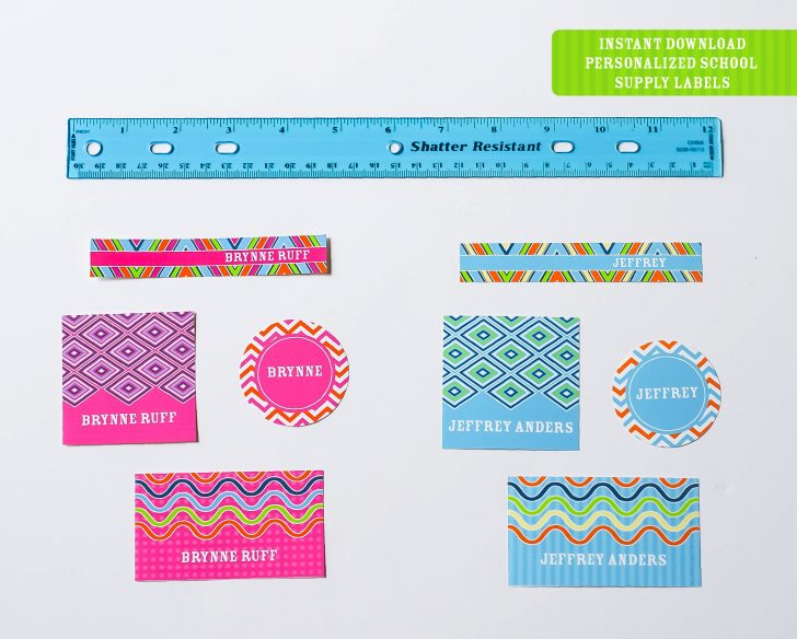 Free Customized Name Tags Printable
