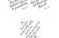 Free Printable Bible Verse Labels