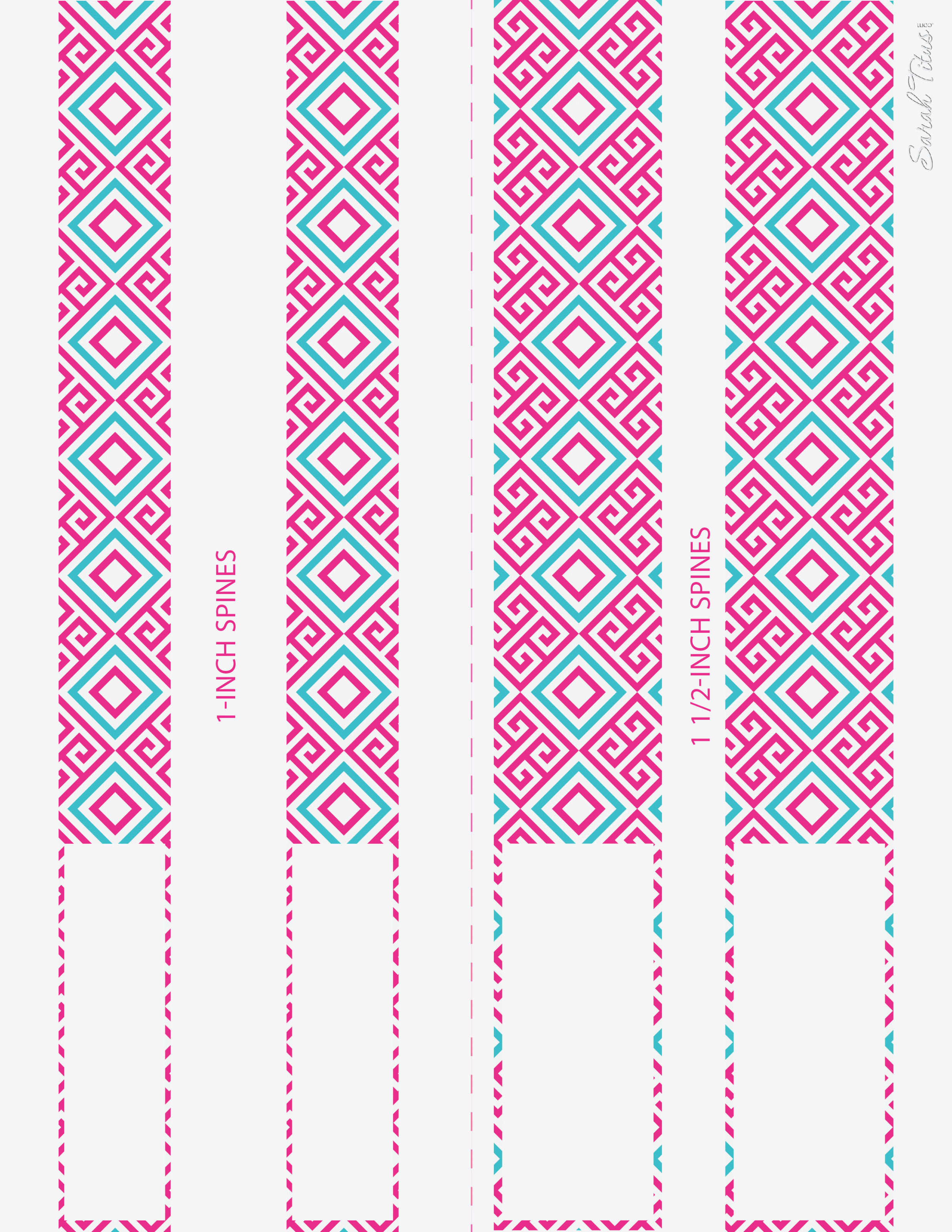 Printable Binder Covers And Spines – Free Printable Spine Labels For - Free Printable Binder Covers And Spines