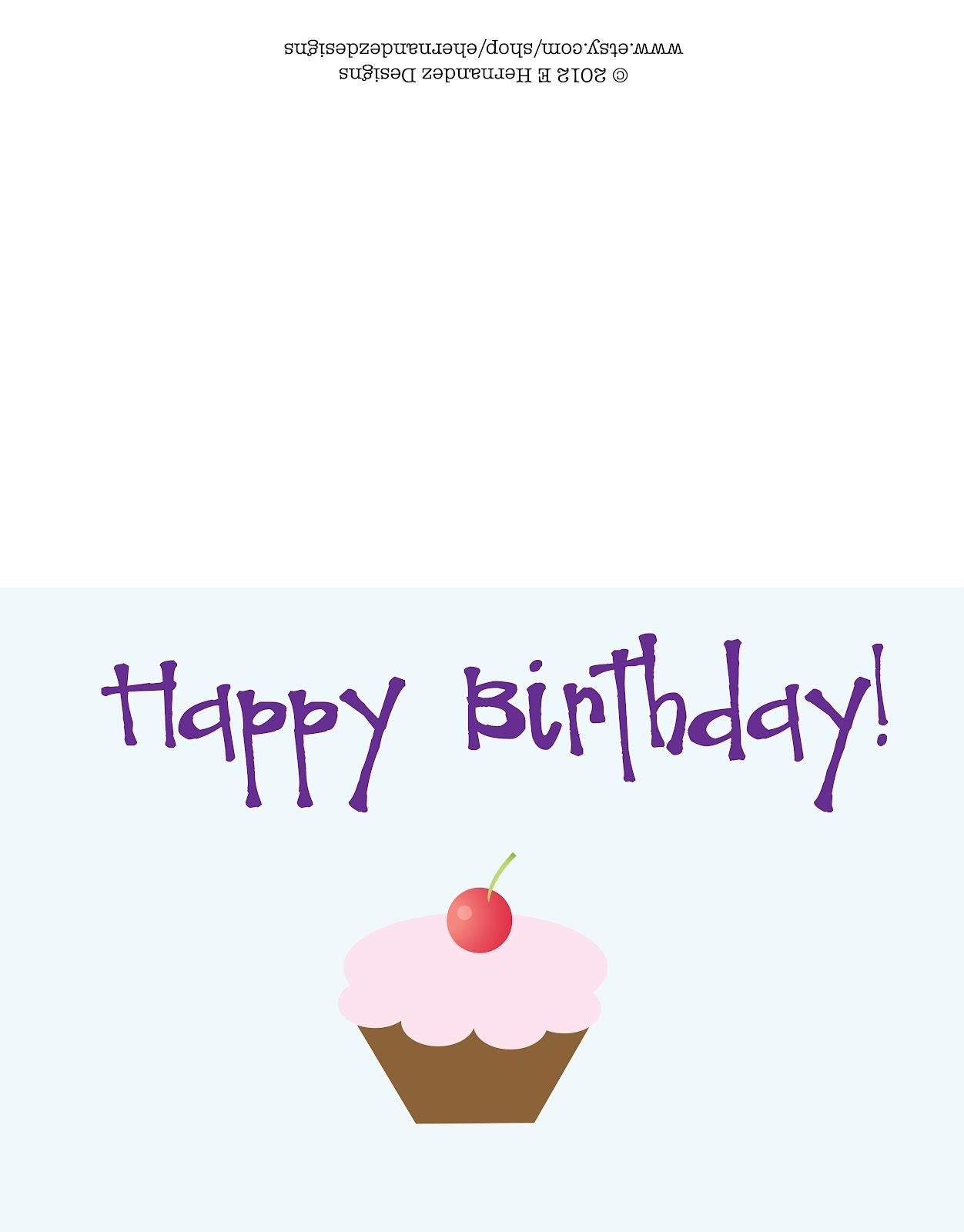 Printable Birthday Card Free | Lexu.tk - Free Online Funny Birthday Cards Printable
