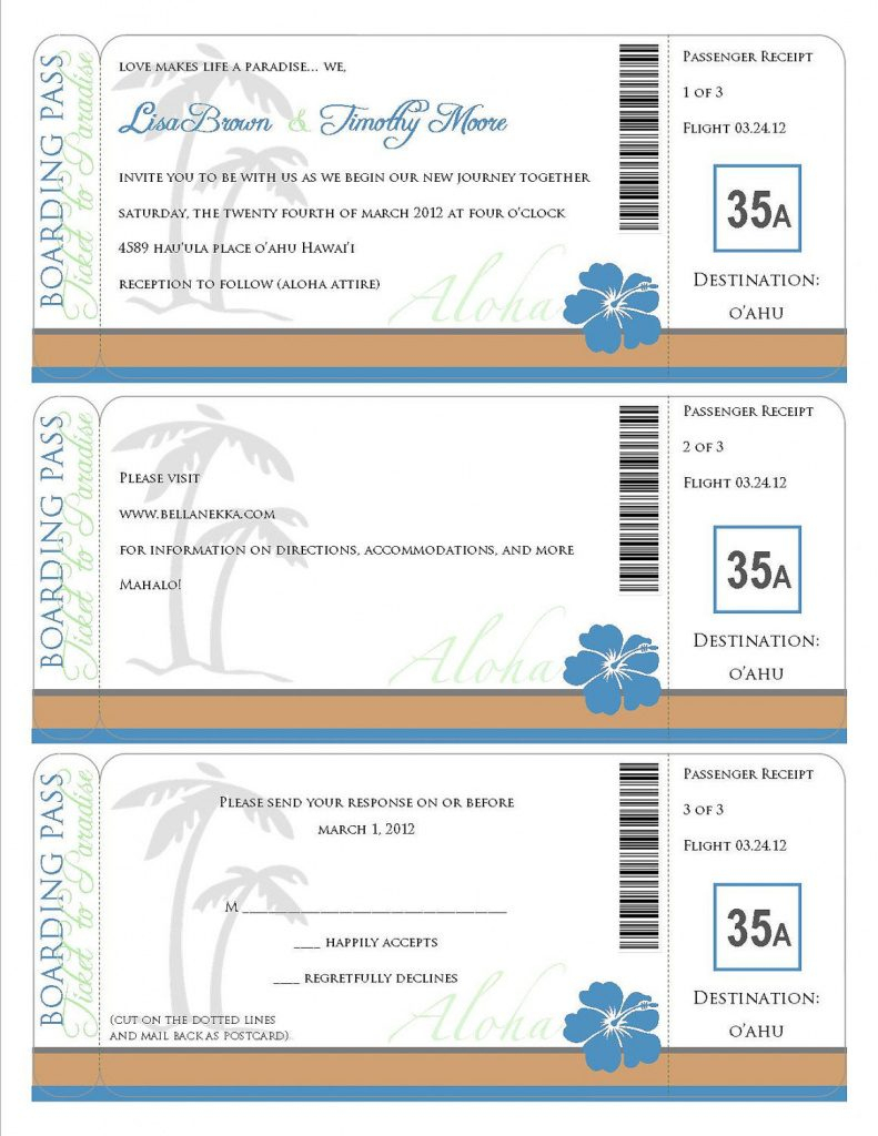 Printable Boarding Pass Template With Free Printable Boarding Pass - Free Printable Boarding Pass