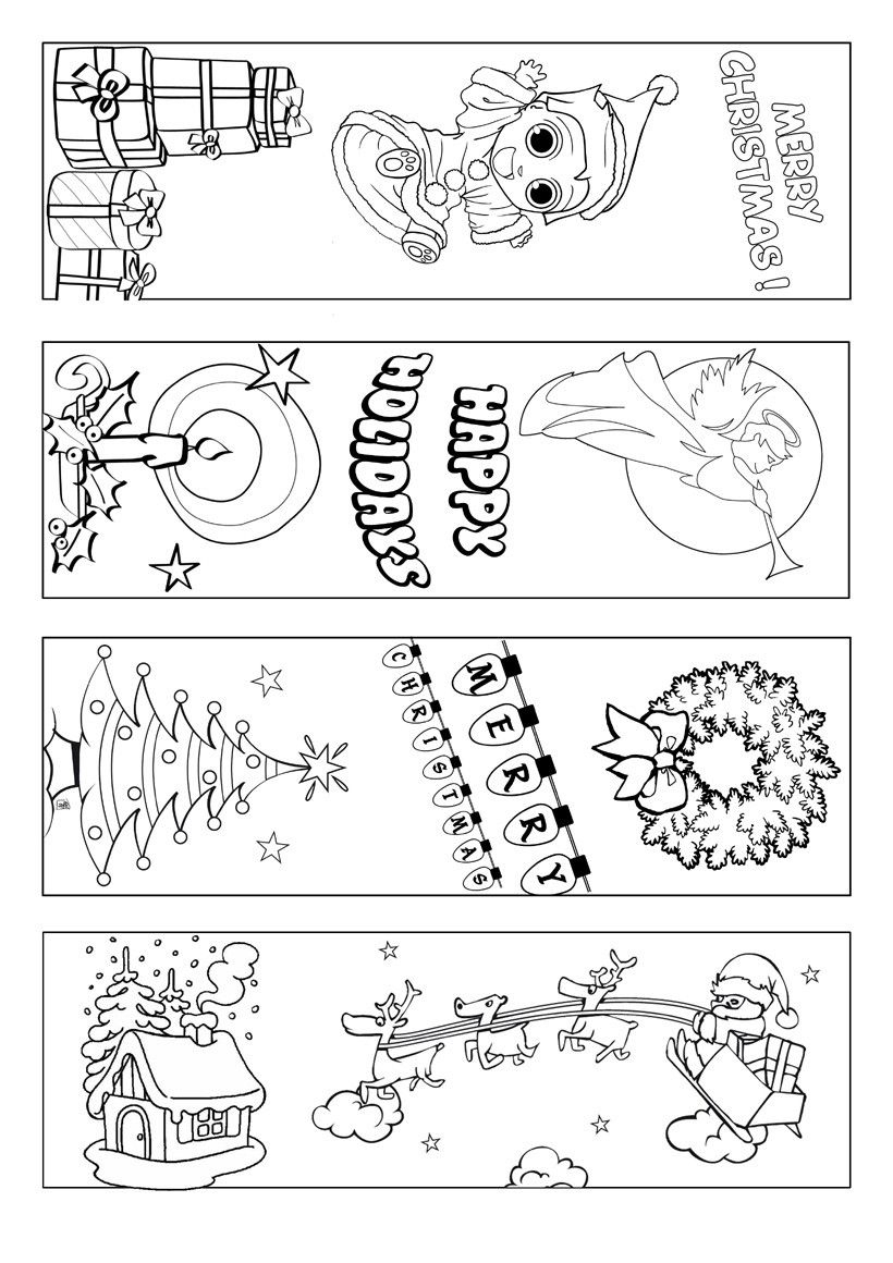 Printable Bookmarks To Color | To Make This Free Printable Black And - Free Printable Spring Bookmarks