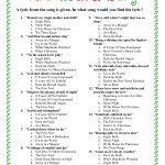 Printable Christmas Song Trivia | Christmas | Christmas Trivia   Free Printable Trivia Questions And Answers