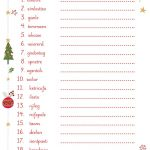 Printable Christmas Word Scramble | Christmas Ideas | Pinterest – Unscramble Word Games Printable Free