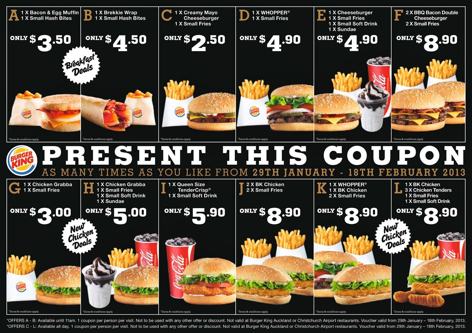 Printable Coupons: Burger King Coupons…   Burger King   Pinterest - Burger King Free Coupons Printable