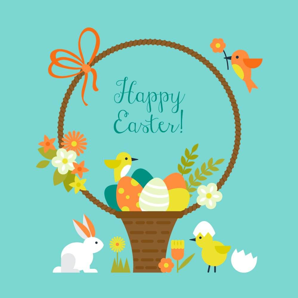 Printable Easter Card And Gift Tag Templates | Reader's Digest - Free Printable Easter Greeting Cards