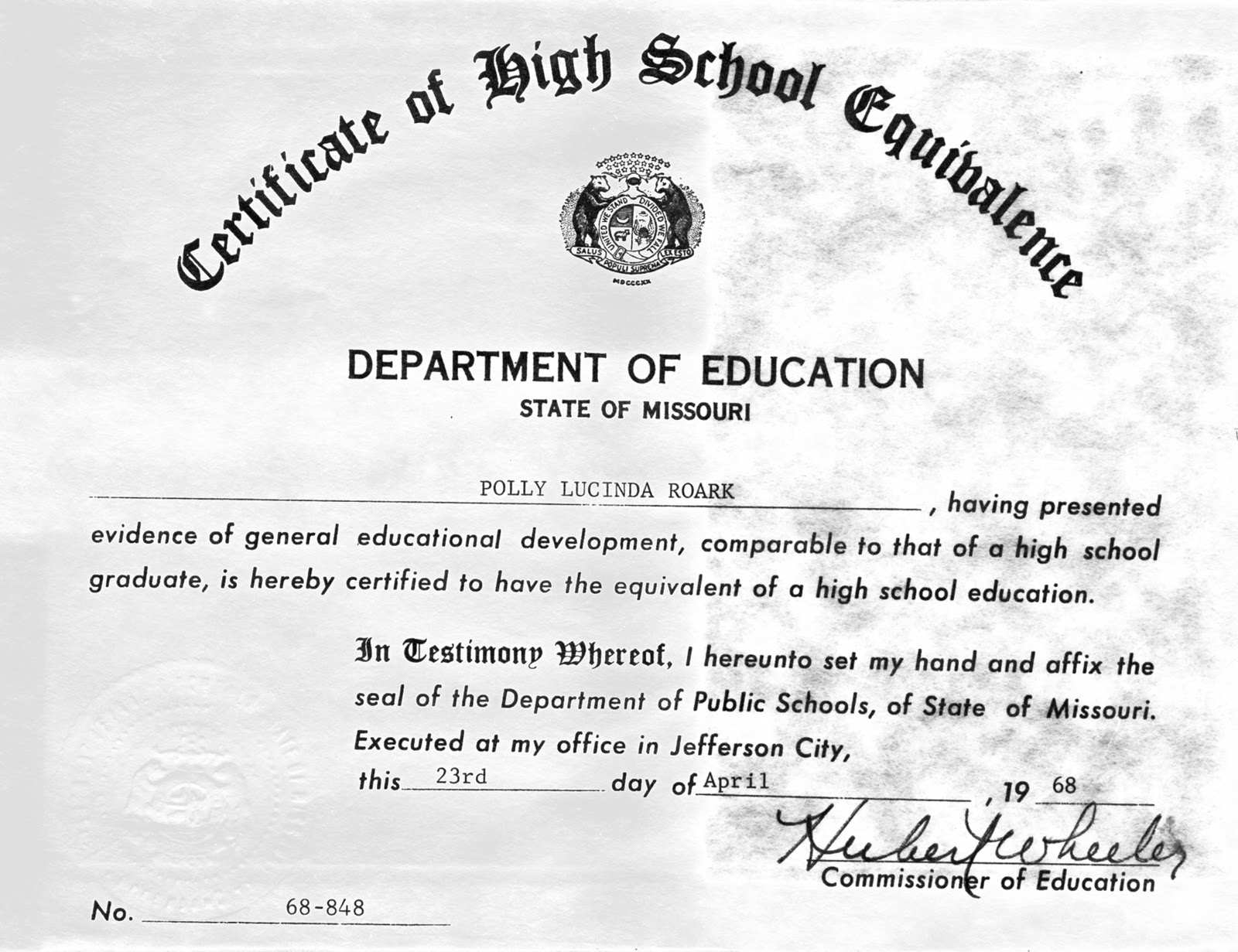 Printable Fake Ged Certificate For Free New Ged Certificate Line To - Free Printable Ged Certificate