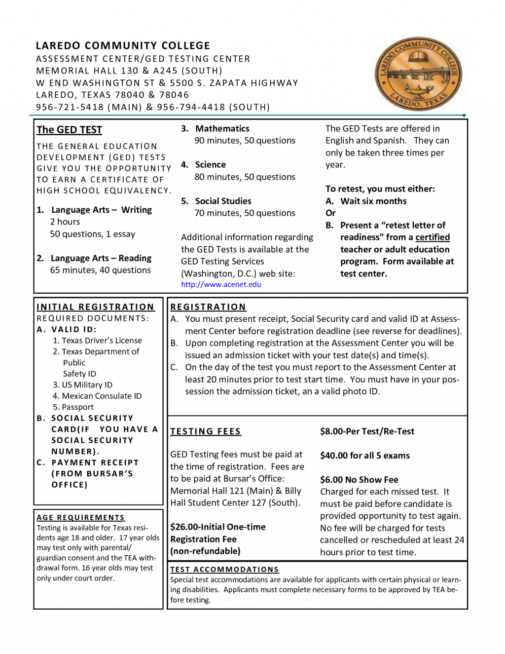 Printable Ged Practice Test With Answer Key | Download Them And Try - Free Printable Ged Practice Test