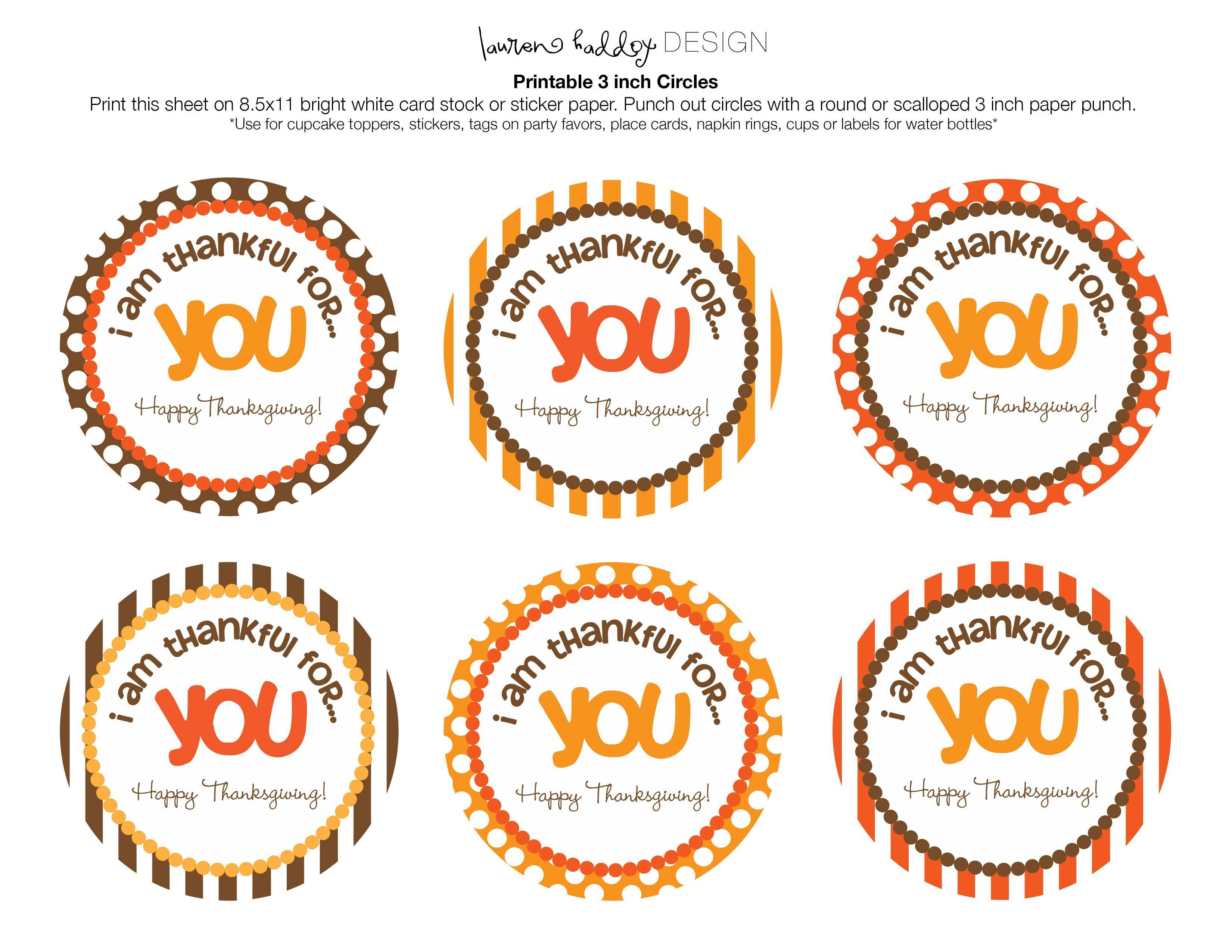 Printable Happy Thanksgiving Tags | Happy Thanksgiving… Free - Free Printable Happy Thanksgiving Banner
