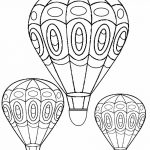 Printable Hot Air Balloon Coloring Pages For Kids | Cool2Bkids – Free Printable Pictures Of Balloons