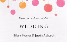 Printable Invitation Card – Rehau.hauteboxx.co – Wedding Invitation Cards Printable Free