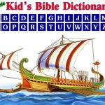 Printable Kids Bible Dictionary   Free Printable Picture Dictionary For Kids