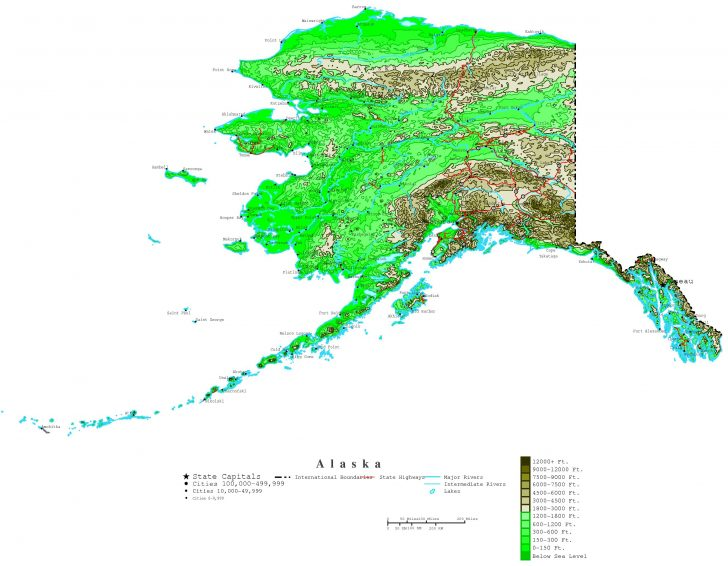 Free Printable Pictures Of Alaska