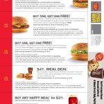 Printable Mcdonald Coupons 2014 | Stuff To Buy | Coupons, Printable   Free Mcdonalds Smoothie Printable Coupon