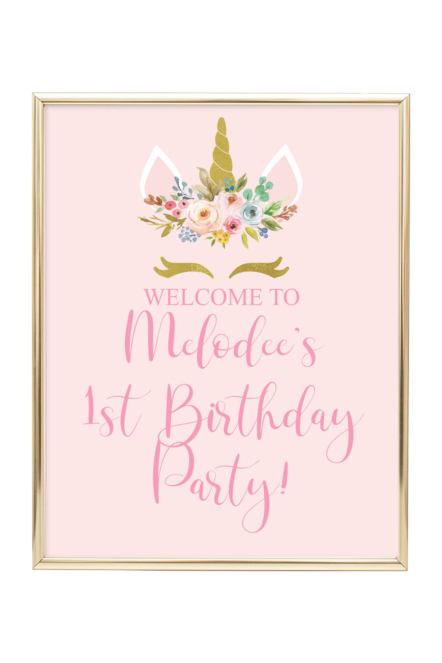 Printable Party Decorations - Download Party Printables And Party Decor - Free Printable Party Signs