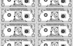 Free Printable Game Money