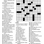 Printable Puzzles For Adults | Easy Word Puzzles Printable Festivals   Free Printable Puzzles For Adults