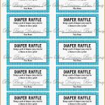 Printable Raffle Tickets Free Template | Lexu.tk - Free Printable Raffle Ticket Template Download