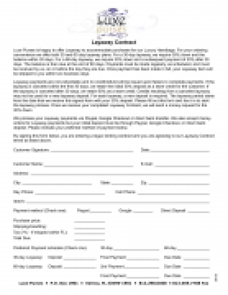 Printable: Retail Layaway Forms Printable With Free Printable - Free Printable Layaway Forms