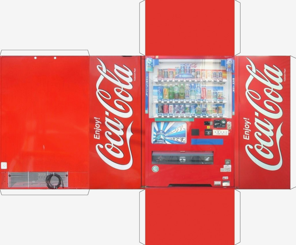 Printable: Soda Machine Labels Printable Free Templates Large Size - Free Printable Pop Machine Labels