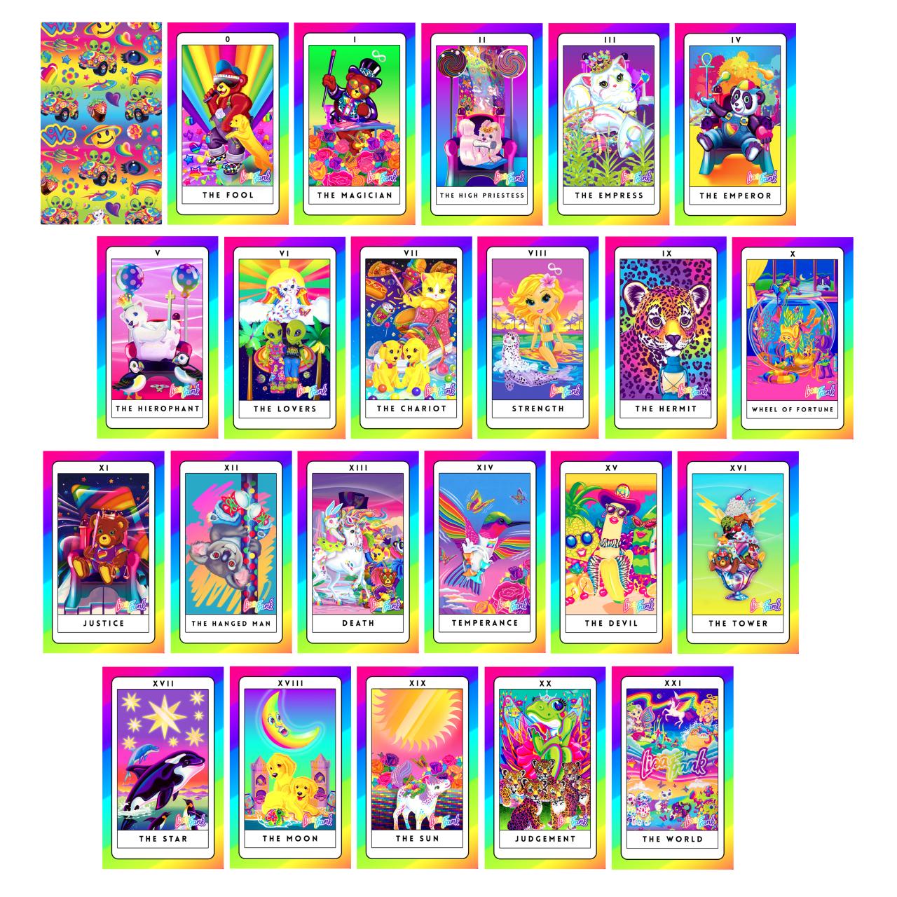 Printable Tarot Cards - Printable Cards - Free Printable Tarot Cards