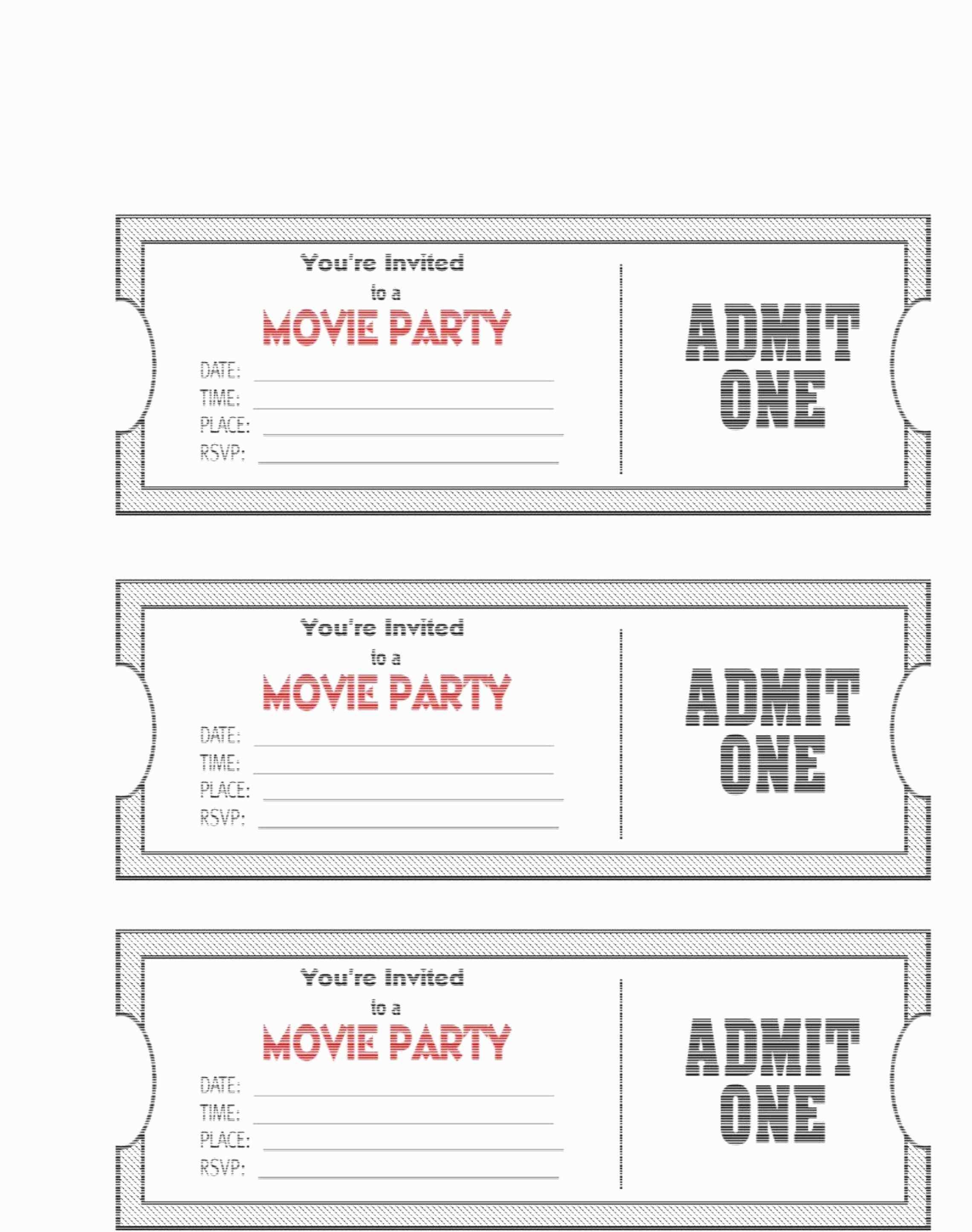 Printable Train Ticket Template Best Of Polar Express Printable - Create Tickets Free Printable
