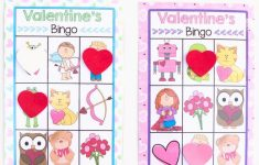 Printable Valentine's Bingo Game | Valentine's Day | Valentine Bingo – Free Printable Valentine Games For Adults