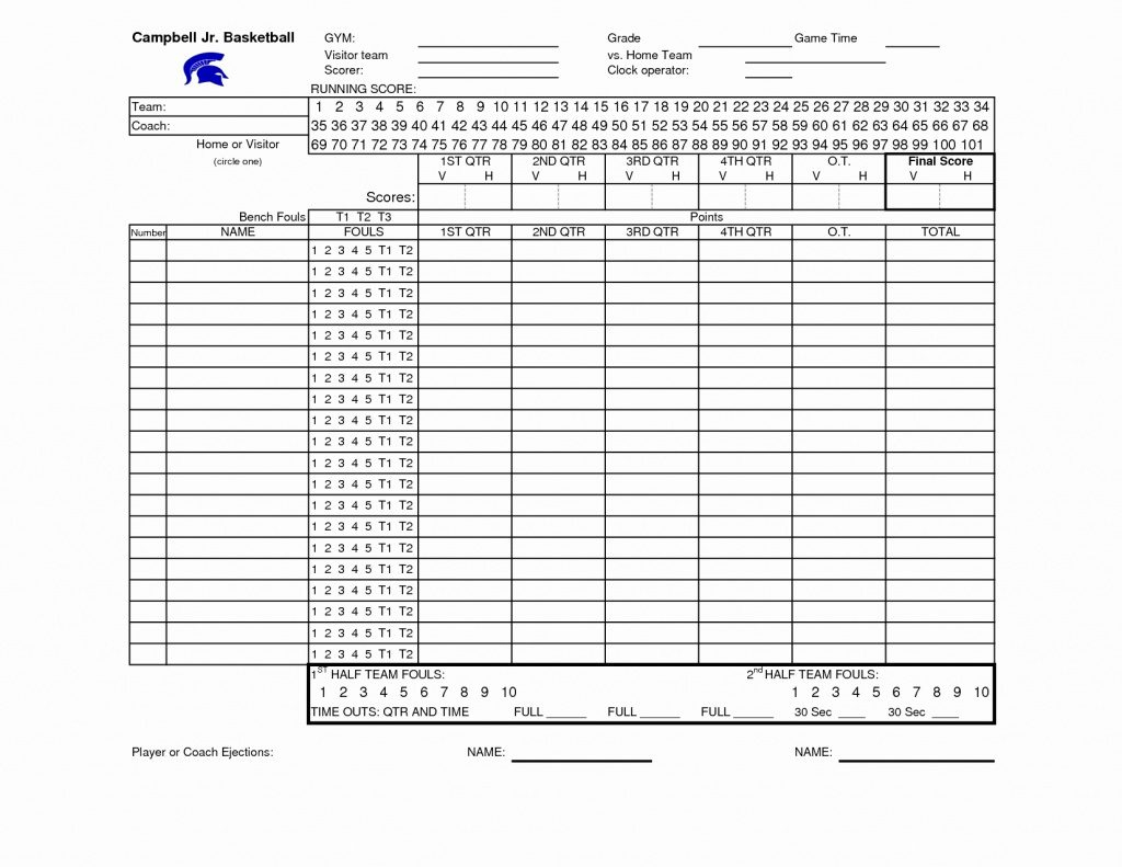 Printable Volleyball Stat Sheets Free | Free Printable - Printable Volleyball Stat Sheets Free