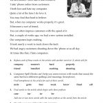 Printables. Adult Literacy Worksheets. Lemonlilyfestival Worksheets   Free Printable Literacy Worksheets For Adults