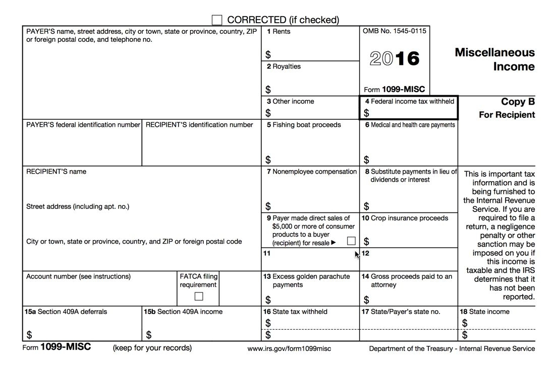 Process 1099 Misc Forms – Buildium Help Center Within 1099 Form - Free Printable 1099 Misc Forms