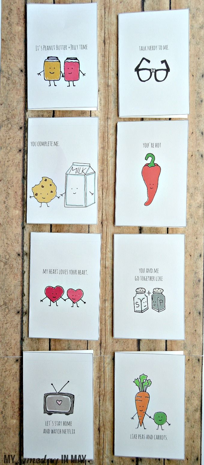 Quirky Love Cards | Creative | Funny Birthday Cards, Funny Cards - Free Printable Romantic Birthday Cards