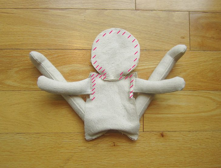 Free Printable Rag Doll Patterns