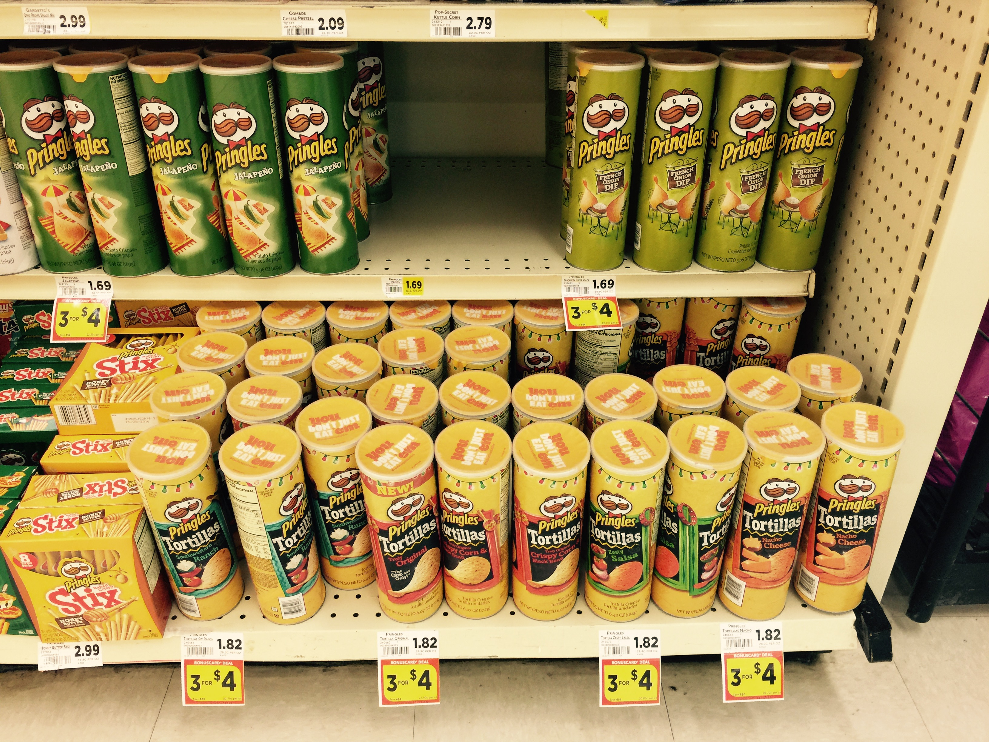 Rare Buy One Get One Free Pringles Coupon - The Harris Teeter Deals - Free Printable Pringles Coupons